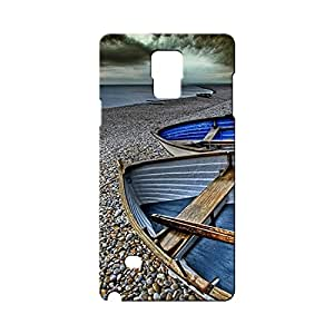 BLUEDIO Designer Printed Back case cover for Samsung Galaxy Note 4 - G0757