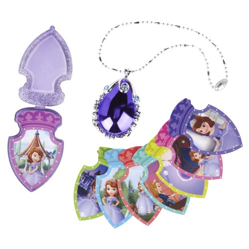 Sofia the First Talking Magical Amulet - 1