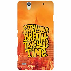 Sony Xperia C4 Back Cover Designer Hard Case Printed Cover