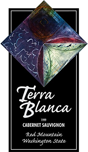 1999 Terra Blanca Estate Red Mountain Cabernet Sauvignon 750 Ml