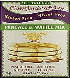 Cherrybrook Kitchen Gluten Free Chocolate Chip Pancake Mix, 18-Ounce Boxes (Pack of 6)