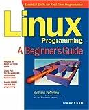 Linux programming : a beginner