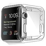 Apple-Watch-Funda-Toeoe-Suave-TPU-Proteger-Completa-Case-Anti-Araazos-Borrar-Espalda-para-Apple-Watch