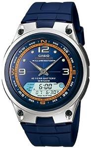 Casio Men's Illuminator watch #AW-82-2AV: Casio
