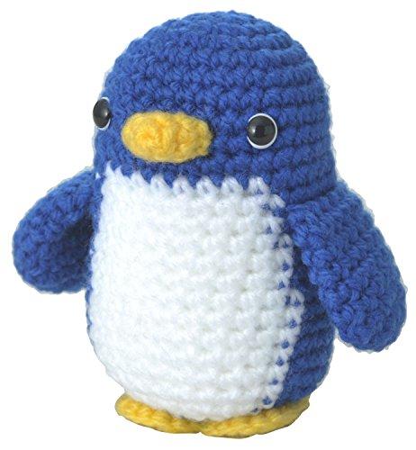 ハマナカ 編み物キット あみぐるみ ペンギンさん H301-480