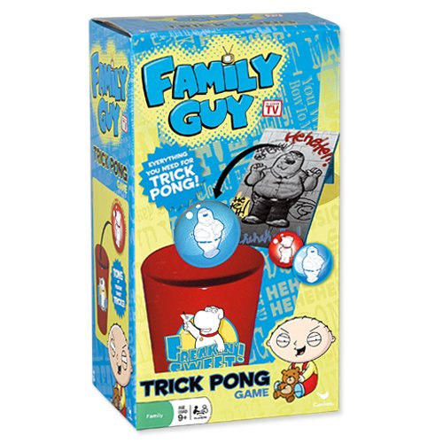 Family Guy Trick Pong