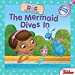 The Mermaid Dives in: Includes Sticke...