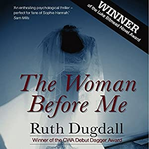 The Woman Before Me Audiobook