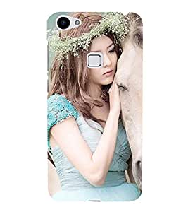 perfect print Back cover for Vivo x6