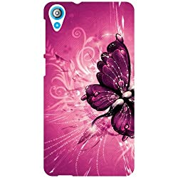 HTC Desire 820Q Back Cover - Butterfly Designer Cases