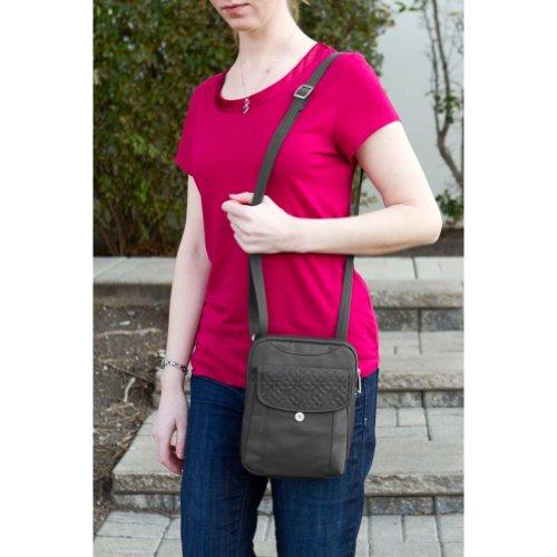 Travelon Slim Shoulder Bag 37
