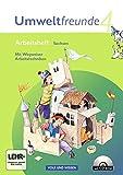 img - for Umweltfreunde 4. Schuljahr. Arbeitsheft mit CD-ROM und Einleger Sachsen book / textbook / text book