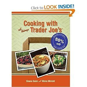 Trader Joe's cookbook