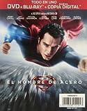 Image de El Hombre De Acero (Bd + Dvd + Libro) (Blu-Ray) (Import Movie) (European Format - Zone B2) (2013) Henry Cavil;