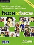 face2face Advanced Class Audio CDs (3)