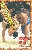 大相撲カード 2000年 新記録更新! 横綱・武蔵丸光洋<167> 武蔵川部屋 BBM
