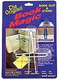 Book Magic Book Clip and Stand (Chrome)