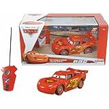 Smoby - A1501520 - Véhicule Radio Commande McQueen - Cars - 15 Cm - Echelle 1/32