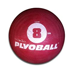 Buy 8 Lb Tracto Grip Non Bounce Plyometric Medicine Ball Crossfit Slam Ball by Jump USA