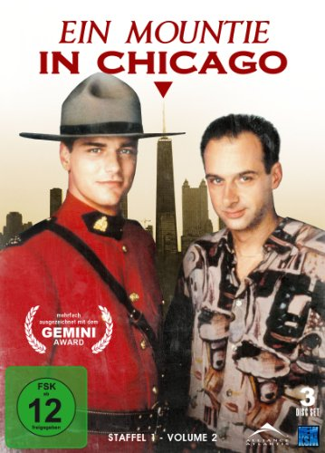 Ein Mountie in Chicago - Staffel 1.2 (3 Disc Set)