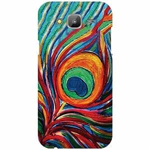 Back Cover For Samsung Galaxy J5 (Printed Designer)