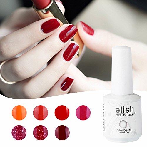 frenshion-15ml-soak-off-uv-led-semi-permanent-gel-polish-base-top-coat-manicure-kit-long-lasting-red