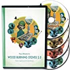 Wood Burning Stoves 2.0 - 4-DVD set: Rocket Mass Heaters and Rocket Stoves