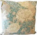 William Morris ウィリアム モリス Cushion Cover クッションカバー(43cm × 43cm) Chrysanthemum CC80