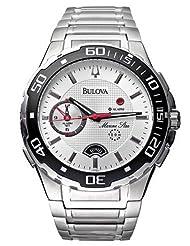Bulova Men's 98A000 Marine Star Alarm Watch