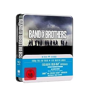 51Nsnj8rbGL. AA300  Band Of Brothers – Wir waren wie Brüder [Blu ray] für 23€ & The Pacific [Blu ray] für 17,99€