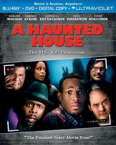 A Haunted House (Blu-ray + DVD + Digital Copy + UltraViolet)