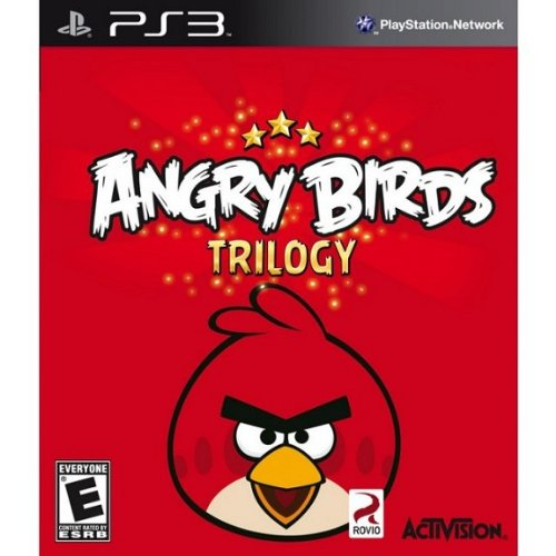 【HG特典付き】PS3 Angry Birds Trilogy アジア版