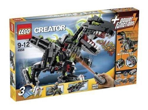 Lego - Creator - jeu de construction - Le dinosaure motoris�