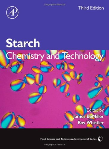 Starch, Third Edition: Chemistry And Technology (Food Science And Technology) front-562722