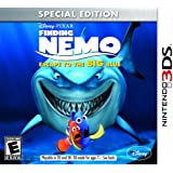 Finding Nemo: Escape to the Big Blue Special Edition - Nintendo 3DS