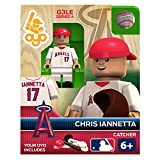 Chris Innetta MLB LA Angels Oyo G3S4 Minifigure
