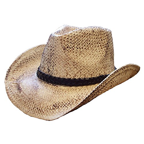 unisex-vintage-look-stetson-cowboy-hat-with-shapable-brim