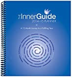 The InnerGuide 2014-15 Planner, Sept-Aug, Academic Calendar with Journal, Goal Planner & Organizer, Monthly, Weekly, Daily Appointment Book