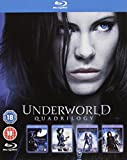 Underworld Quadrilogy [Blu-ray]