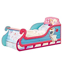 Frozen Toddler Bed Sleigh