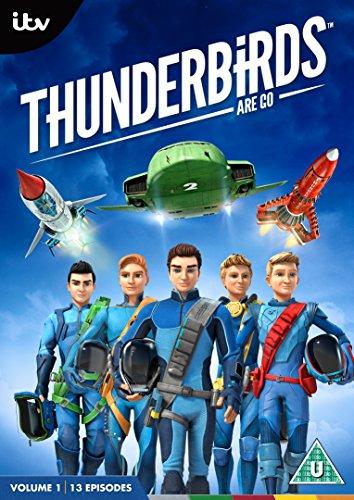 Thunderbirds Are Go - Vol. 1 [DVD]