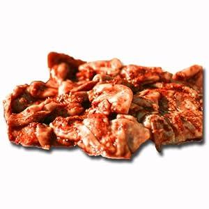 【室蘭焼き肉ホルモン】 肉厚テッポウ 辛口コチュジャン味 300g