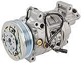 Brand New Premium Quality Ac Compressor & A/C Clutch For Honda And Isuzu - BuyAutoParts 60-01337NA New