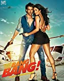 Bang Bang Original Hindi DVD (English Subtitles) boxed and Sealed