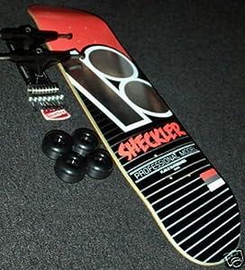 Amazon.com : Plan B Ryan Sheckler Pantone Skateboard ...