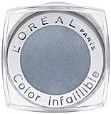 L'Oreal Color Infallible Eyeshadow - 020 Pebble Grey