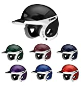 Worth WLBHA Liberty One Size Fits Most Baseball/Softball Batting Helmet (Away) (without Mask)