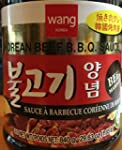 Wang Korean Beef B.b.q. Sauce 29.63z
