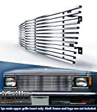 Fits 82-90 Chevy S-10 Pickup/Blazer/S-15/Jimmy Stainless T304 Billet Grille Grill #N19-C40058C
