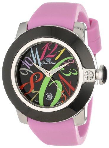 Glam Rock GR32039-DEBZ - Reloj de pulsera mujer, caucho